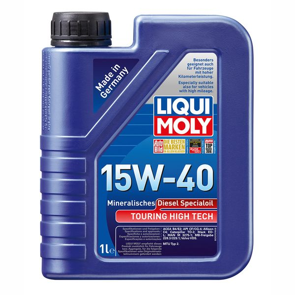 Touring-High-Tech-Diesel-Spezialol-15W-40