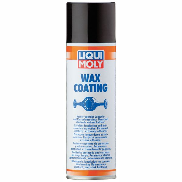 Wax-Coating